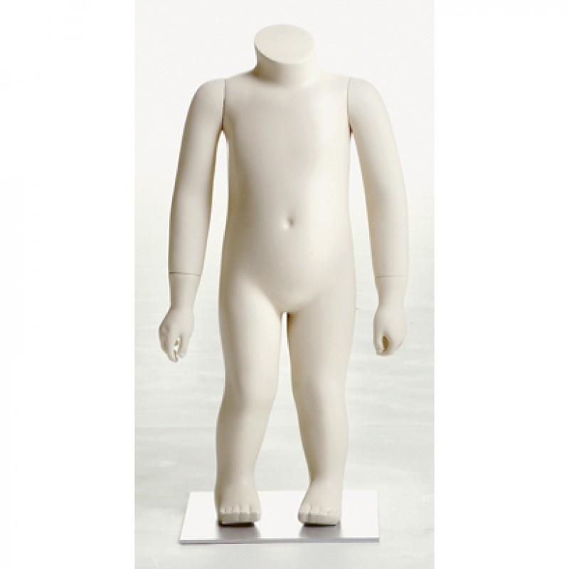 Børne mannequin – 77 cm - leg spike
